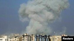 Raqqa...