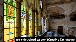 Развалины Детройта