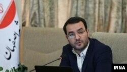 Mehdi Moqaderi, a member of Isfahan City Council. File photo