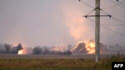 Русия яклы сепаратистлар Мариуполь тирәсен утка тота