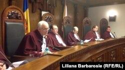 Plenul Curţii Constituţionale