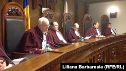 Уставниот суд во Молдавија