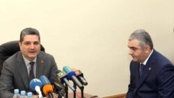 Վարչապետը Արման Սահակյանին ներկայացրել է Պետգույքի կառավարման վարչության աշխատակազմին
