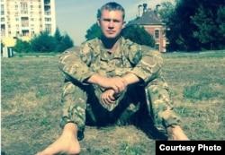 Ілля Богданов - боєць добровольчого батальйону