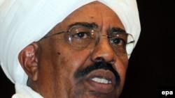 Presidenti i Sudanit, Omar al-Bashir.