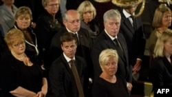 Осло: поминальная служба по погибшим 22 июля