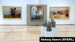 Выставка «Эхо Великой степи»