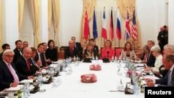 مذاکرات هسته ای در وین با حضور وزاری خارجه و نمایندگان ایران، شش قدرت جهانی و اتحادیه اروپا