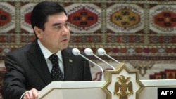 Turkmen President Gurbanguly Berdymukhammedov is expected to face little challenge being reelected.