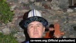 Бекболот Абдувалиев.