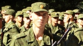 """Vadim Kostenko """"really liked"""" being in the air force."""