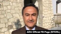 داوود سلطانزوی شاروال جدید کابل