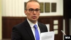 Антонијо Милошоски, член на Извршниот комитет на ВМРО-ДПМНЕ