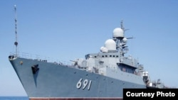 Ілюстраційне фото, російський військовий корабель