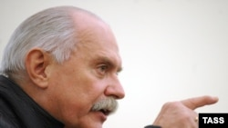 Nikita Mikhalkov faces no constraints in his cinema kingdom.