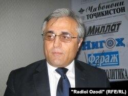 Сӯҳроб Шарифов.