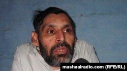 مشتاق حسين مهمند د معذورانو د حقوقو لپاره مبارزه کوي.