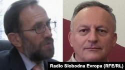 Ivan Šijaković i Mladen Mirosavljević