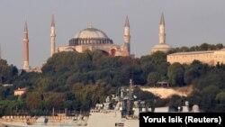 Собор Айя-Софии в Стамбуле