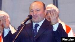 Armenia - Gyumri Mayor Vartan Ghukasian.