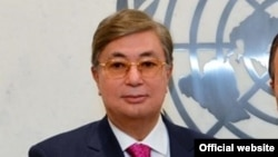 Касым-Жомарт Токаев, председатель сената парламента Казахстана.
