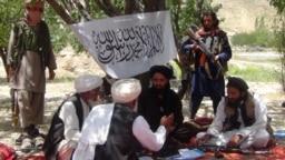 ارشیف، یو شمېر طالبان