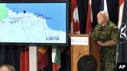 ژنرال چارلز بوچارد، فرمانده عملیات ناتو در لیبی،