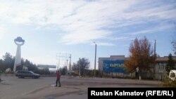 Джалал-Абад. Қырғызстан. Көрнекі сурет