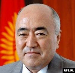 Тынычбек Табылдиев.