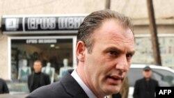 Fatmir Limaj, kryetar i partisë Nisma për Kosovën