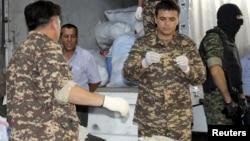 O operațiune a serviciilor de securitate împotriva traficanților de droguri