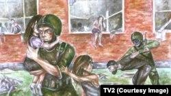 Beslan, 1. septembar 2004.