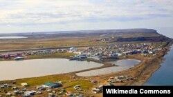 Барроу шәһәре күренеше, Аляска