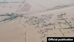 В результате прорыва дамбы на Сардобинском водохранилище был нанесен серьезный ущерб населенным пунктам, коммуникационным сетям и сельскохозяйственным площадям.