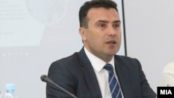 Архива: Македонскиот премиер Зоран Заев.