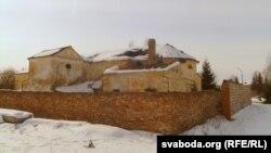 Найстарэйшы будынак Бабруйску на мяжы разбурэньня
