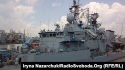 Візит кораблів НАТО до Одеси триватиме до 26 липня