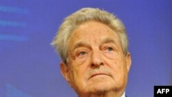 Georges Soros said it had become a liability for Human Rights Watch to be funded primarily by U.S. donors.
