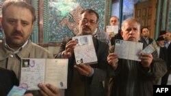Votuesit në Iran