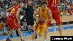 Дарко Соколов, кошаркар.