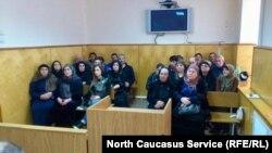 На слушаниях по делу братьев Гасангусейновых, 2 мая 2017 года