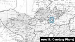 1924 йилги ҳолат бўйича Сўх эксклав эмас, Ўзбекистон билан туташ ҳудуд бўлган, дейди собиқ қирғиз расмийси.