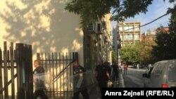 Policia e Kosovës ka marrë masat e sigurisë.
