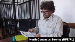 Координатор Эковахты Андрей Рудомаха