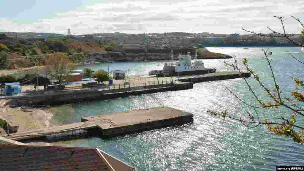 Пассажирские катера и паромы соединяют Северную сторону с центром Севастополя