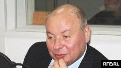 Егор Гайдар в студии Радио Свобода
