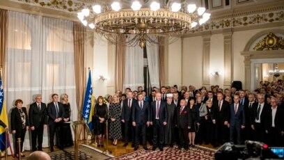 Predsjedništvo BiH, 22. novembar, 2019.