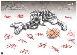ادامه اعتصاب غذای زندانیان عقیدتی-سیاسی