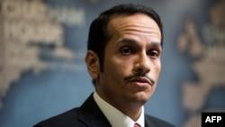 محمد بن عبد الرحمن آل ثانی، وزیر خارجه قطر