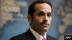 شیخ محمد بن عبدالرحمان آل ثانی، وزیر امور خارجه قطر